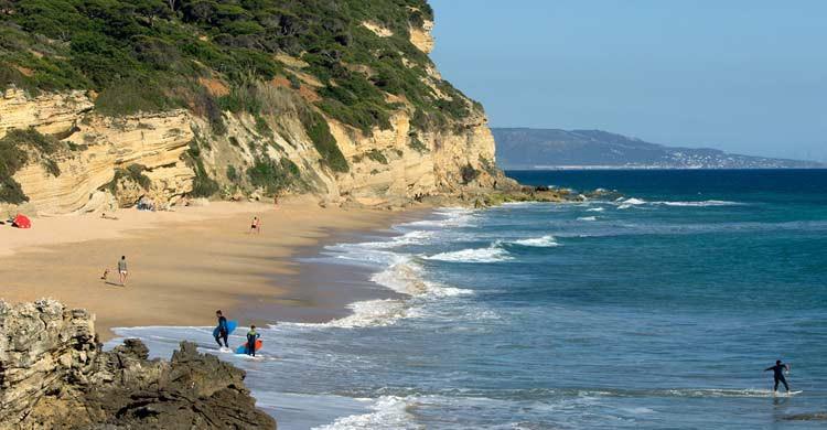 Playa de Bolonia (cadizturismo.com)