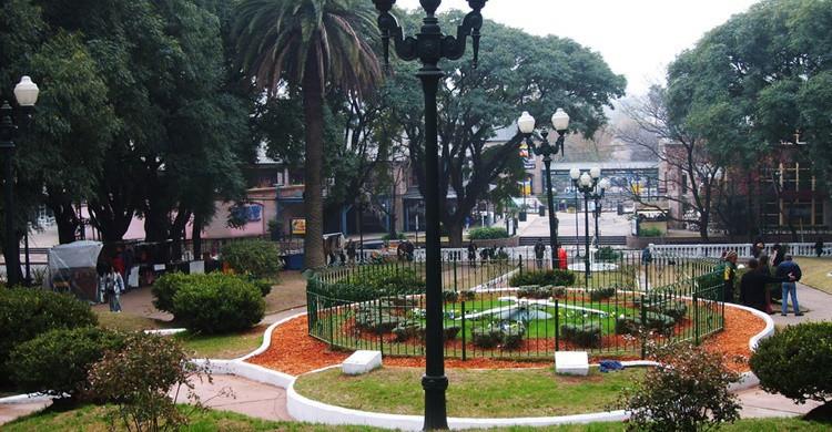 San Isidro, en Argentina. Edgar Zuniga Jr. (Flickr)