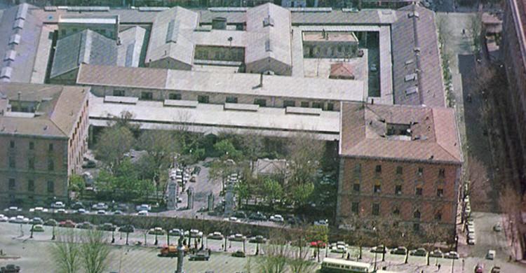 Palacio de la Moneda de la plaza de Colón (algargosarte.blogspot.com)
