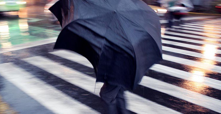 Lluvia. Angel Morales Rizo (Flickr)