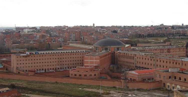 Cárcel de Carabanchel poco después de ser abandonada. Mánel (Flickr)
