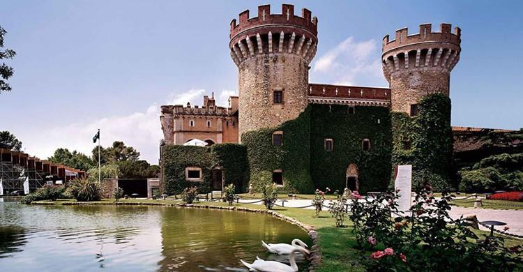 Castillo de Peralada. (www.facebook.com/castillopereladavinosycavas/)