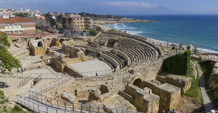 Anfiteatro romano de Tarragona. Josfor (iStock)