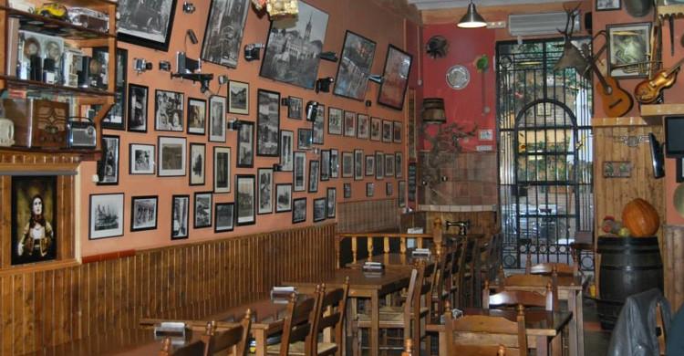 Sala de toda la vida. Bar Bodega Pàdua (Facebook)