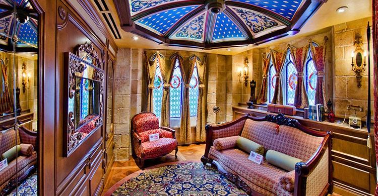 Cinderella Castle Suite (http://parks.disney.com/cinderella-castle-gallery)