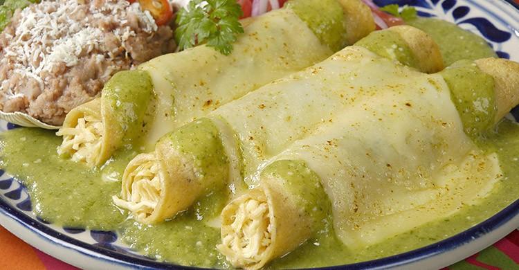 Enchiladas (iStock)