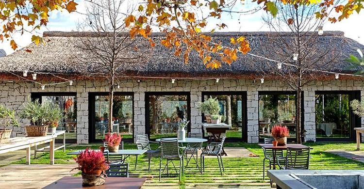 Terraza. Restaurante Filandón (Facebook)