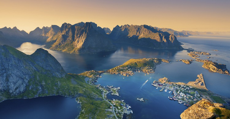 Fiordos Noruegos (iStock)