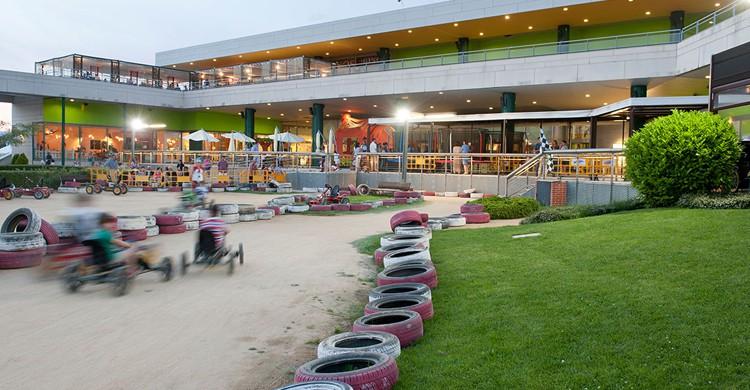 El Centro. Moraleja Green (Google Plus)