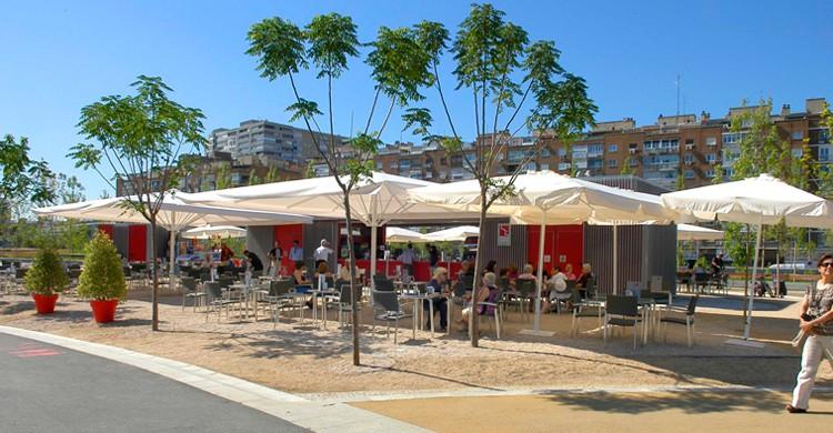 Madrid Rio Café Playa (www.madrid.es)