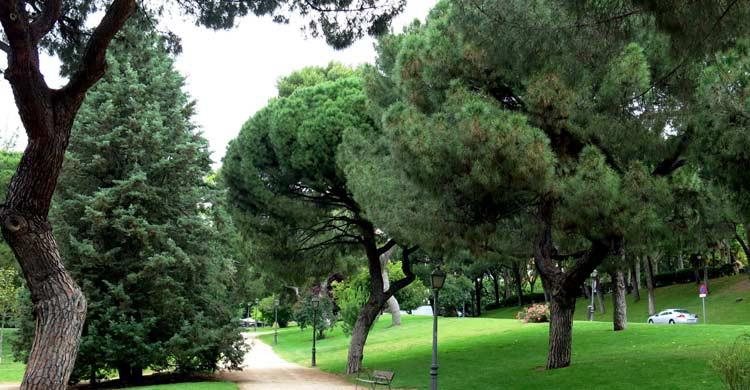 Parque del Oeste (wikimedia.org)
