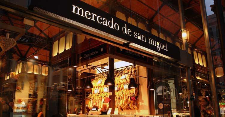 Mercado de San Miguel (wikimedia.org)