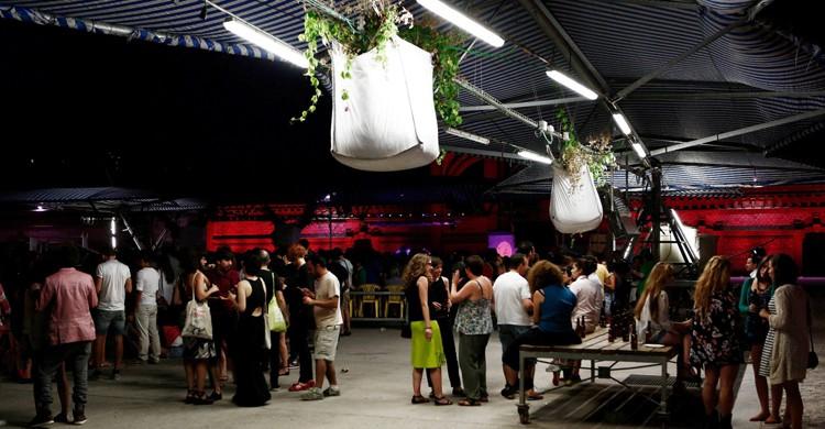 La terraza. Matadero Madrid (Facebook)