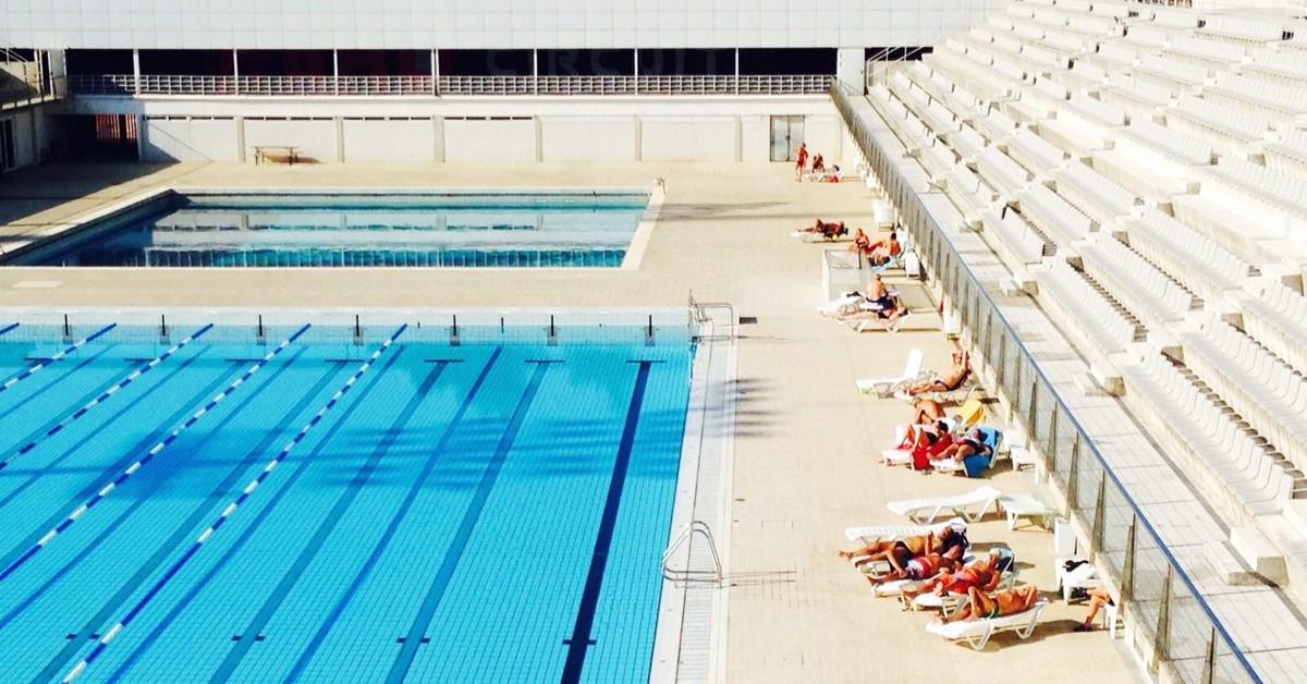 8 piscinas p blicas y municipales de barcelona para ba arse for Piscinas municipales barcelona