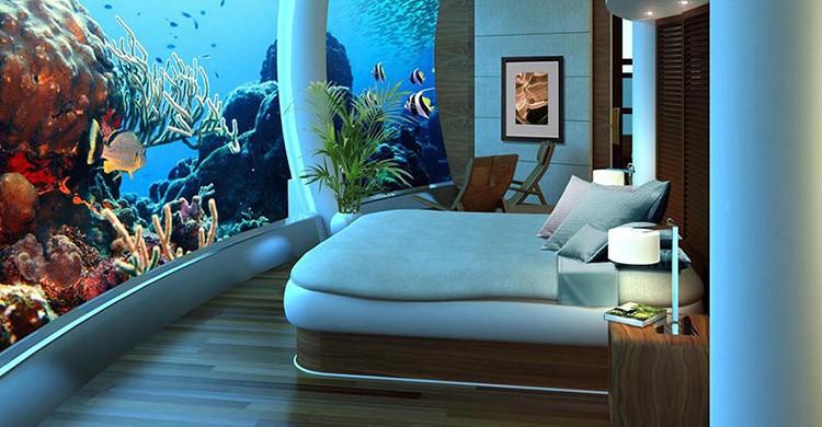 Poseiden Under the Sea Suite (www.poseidonresorts.com/poseidon_main.html)