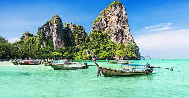 Tailandia es un lugar que debes visitar al menos una vez en la vida. Fuente - Istock.