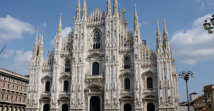 Catedral de Milán (Flickr)