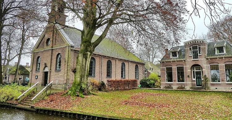 Iglesia de Giethoorn (Flickr)