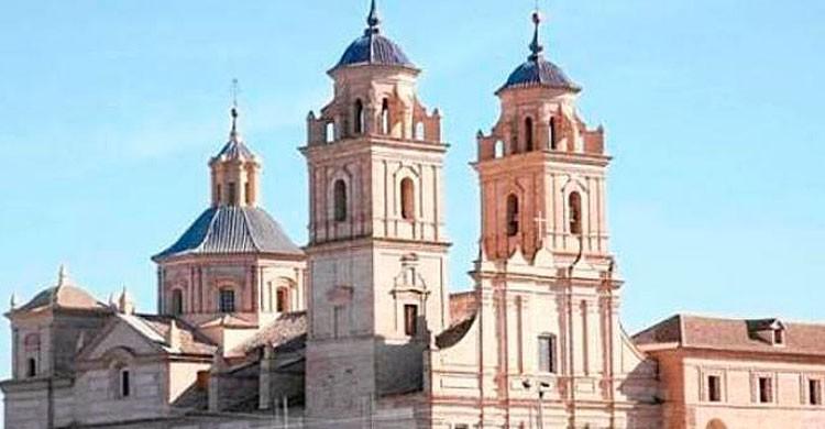 Monasterio de los Jerónimos, Murcia (Fuente: lacronicadelpajarito.es)