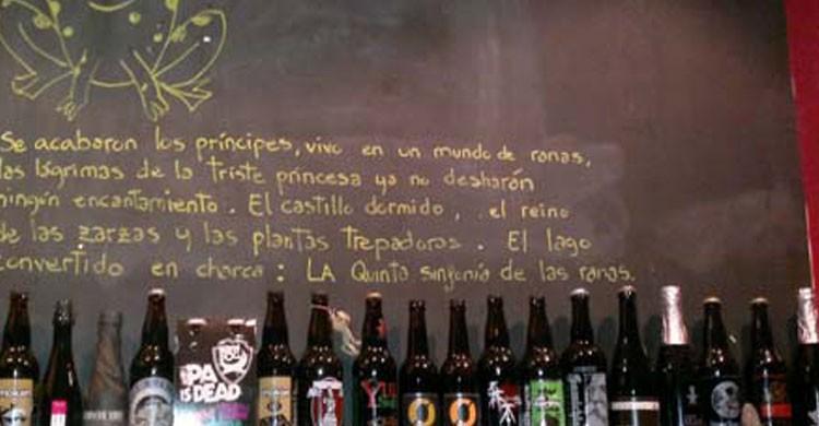 Cervecería Kitsch, Vitoria (Fuente: 4bp.blogspot.com)