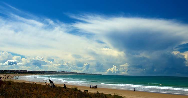 La Barrosa. Brian Miller (Flickr)