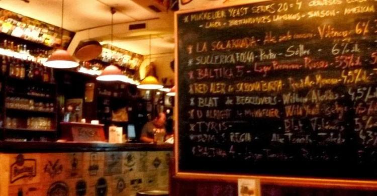 Cervecería Lorien, Palma de Mallorca (Fuente: 3bp.blogspot.com)