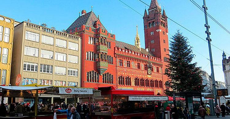 Mercado de Basileo (Flickr)