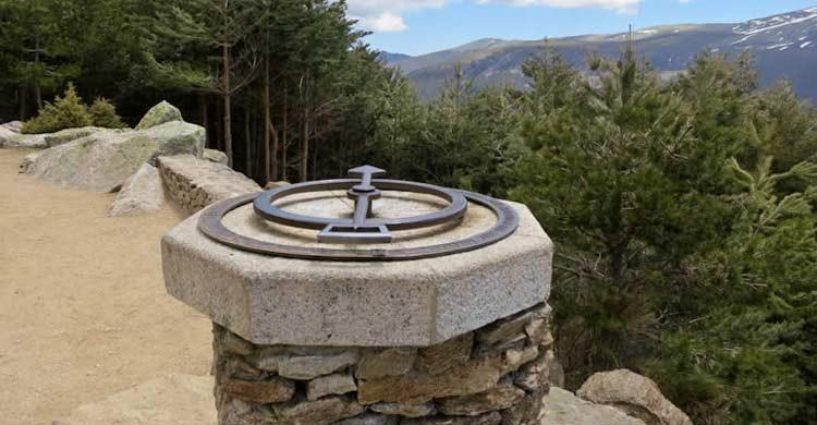 Mirador de la Gitana (parquenacionalsierradeguadarrama.es)