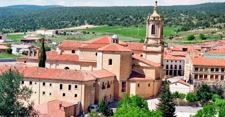 Monasterio Santo Domingo de Silos, Burgos (Flickr)