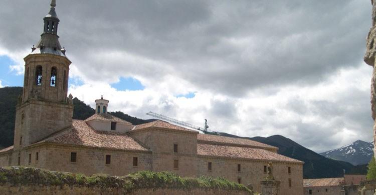 Monasterio de Suso y Yuso, La Rioja (Flickr)