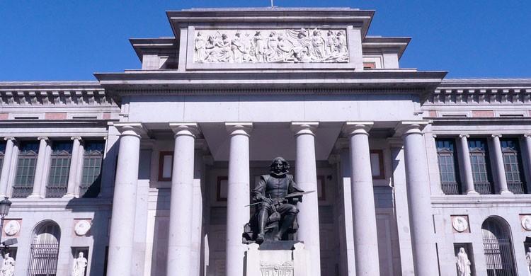 Museo del Prado de Madrid (Flickr)