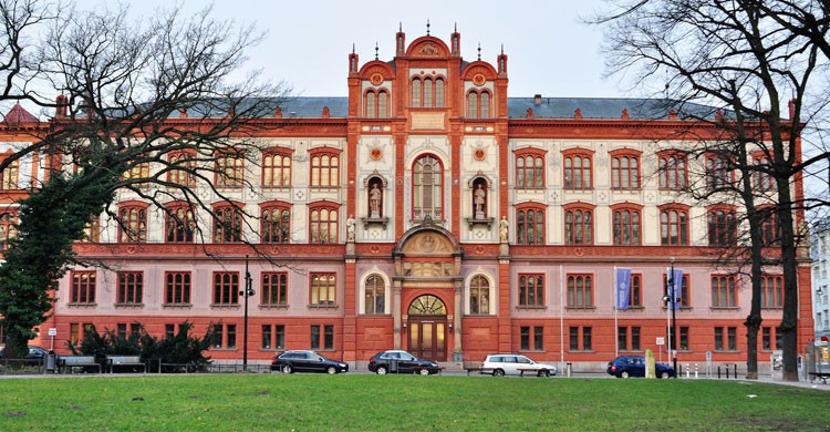 Universidad de Rostock, Alemania (Flickr)