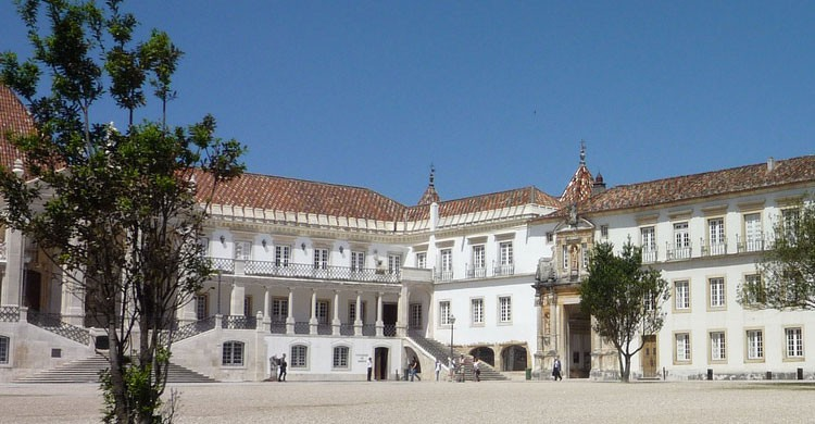 Universidad de Coimbra, Portugal (Flickr)