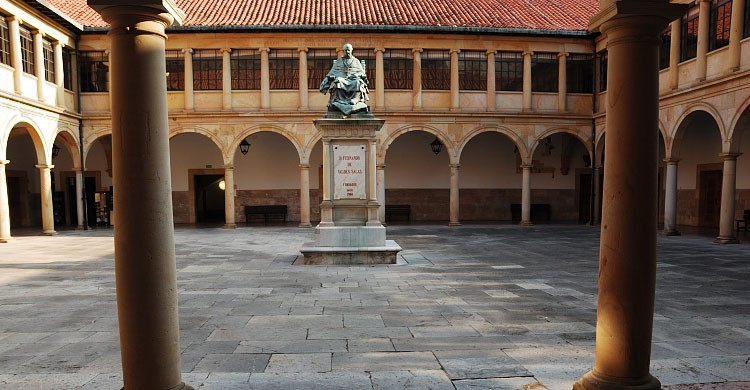 Universidad de Oviedo (Flickr)