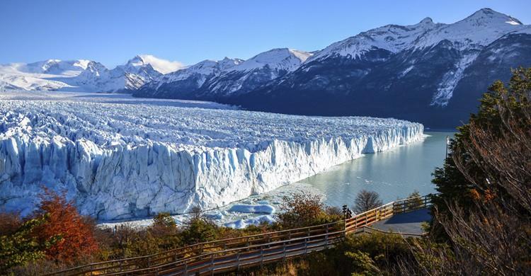 Glaciar de Perito Moreno. Ailtonsza (iStock)