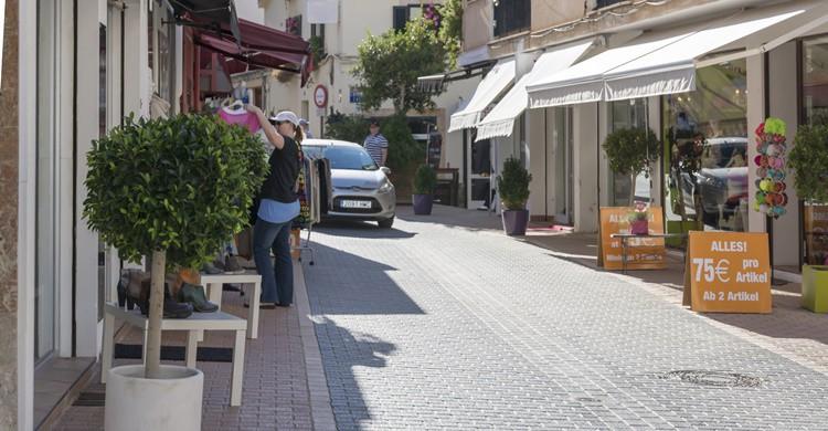 Una de las calles del municipio. ArtesiaWells (iStock)