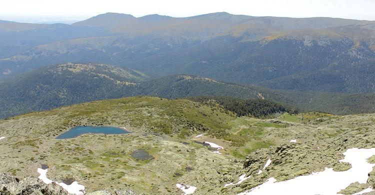 Laguna de Peñalara. Jorge Cancela (Flickr)