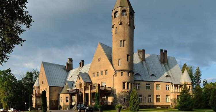 Castillo de Taagepera (Wikipedia)