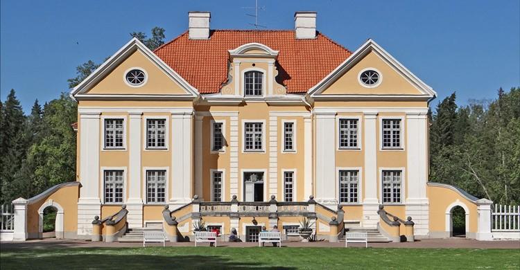 Palmse Manor. Jean-Pierre Dalbéra (Flickr)