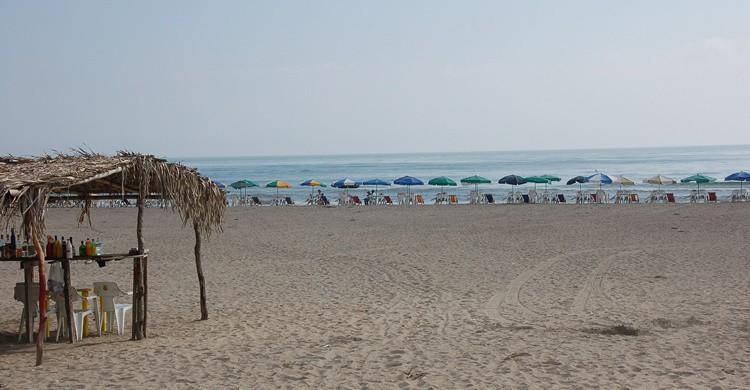 Playa de Tecolutla. Ralf Peter Reimann (Flickr).