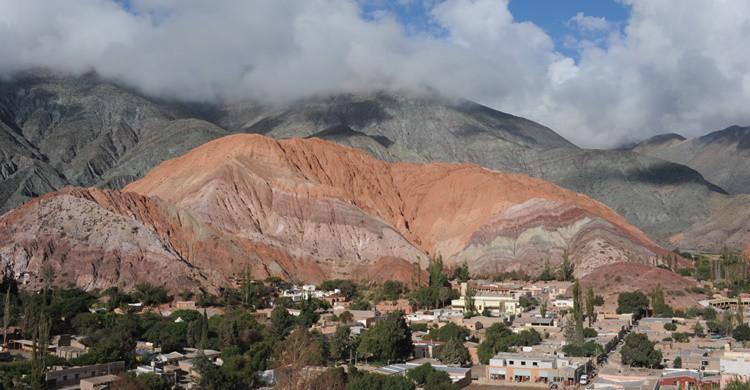 Imagen del cerro. Fotoember (iStock)