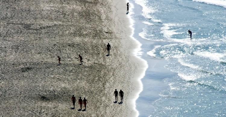 Playa nudista de Combouzas. jl.cernadas (Foter)
