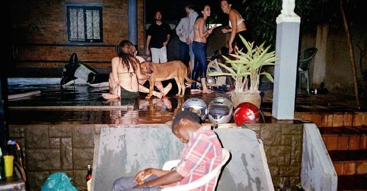 Fiesta en Nsambia. Michele Sibiloni (www.fuckit-book.com)