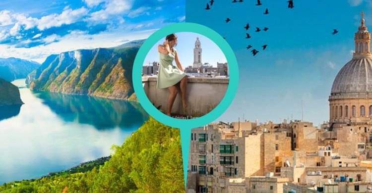 Los 2 destinos recomendados por Viaja en mi Mochila (Fotos de iStock)
