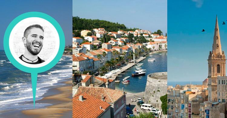 Los 3 destinos recomendados por Inteligencia Viajera (Fotos de iStock)