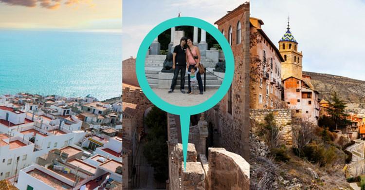 Los 3 destinos recomendados por Rutas por España (Fotos de iStock)