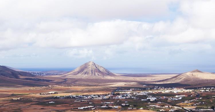 Montaña de Tindaya (iStock)