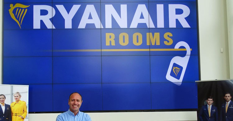 Ryanair Rooms (Web de Ryanair)