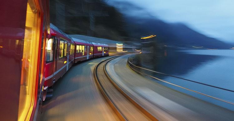 Tren (iStock)