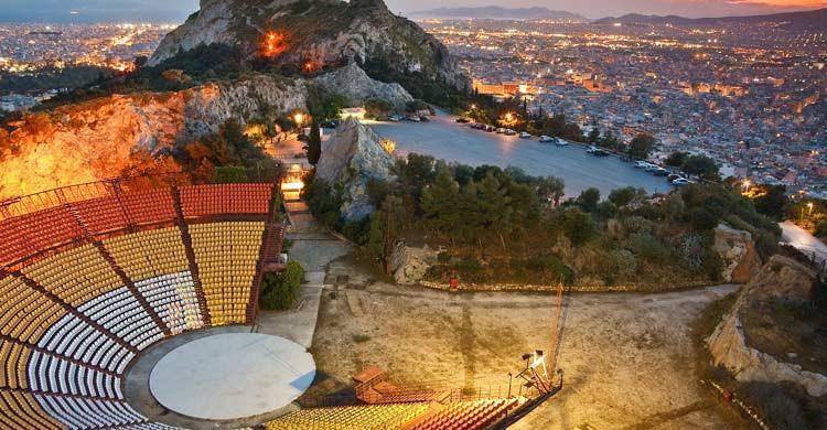 Atenas (iStock)